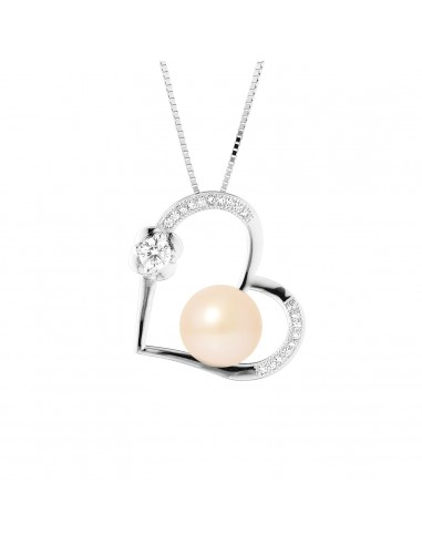 PERLINEA Collier Love Perle de...